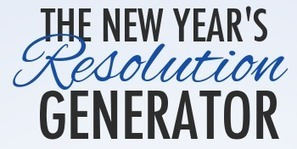 New Year's Resolution Generator | New Year's Resolution Ideas for 2016 | The efl teacher's tool box | Scoop.it