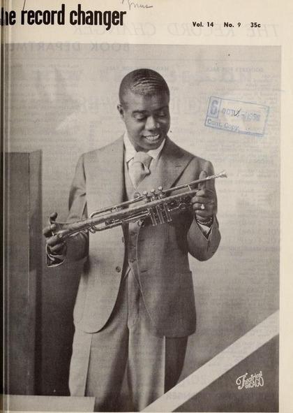 Louis Armstrong magazine | Jazz Plus | Scoop.it