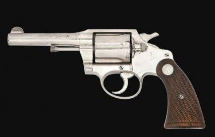 Le revolver d'Al Capone vendu 109.000 dollars | Mais n'importe quoi ! | Scoop.it