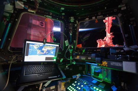 The Ultimate Low Earth Orbit Workspace | Outbreaks of Futurity | Scoop.it