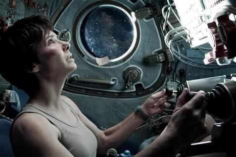 Aningaaq, court-métrage dérivé de Gravity, relance le buzz. | Kinomatic - Le meilleur du cinéma en blog et sur réseaux sociaux | Scoop.it