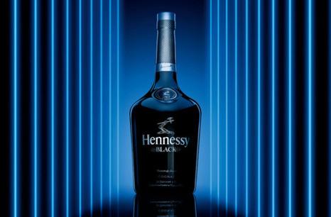 Cognac Hennesy Black - A conjugação perfeita entre design e bebida.   30 prendas criativas que fazem toda a diferença!   Scoop.it