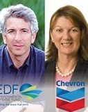 Chevron, EDF Chat About Fracking, Cap & Trade | Sustainable Business & Politics | Scoop.it