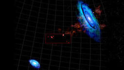 Astronomers discover surprising clutch of hydrogen clouds lurking among our galactic neighbors | JOIN SCOOP.IT AND FOLLOW ME ON SCOOP.IT | Scoop.it
