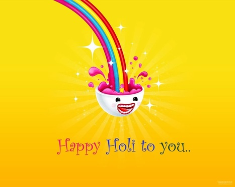 Happy Holi Latest Desktop Background High Resolution Wallpapers 2014|Wallpapers For You | Happy Holi 2014 | Scoop.it