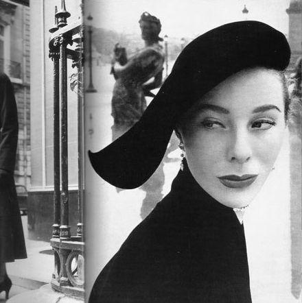 Mort de Bettina Graziani, mannequin star des années 1950 | TdF  |   Culture & Société | Scoop.it