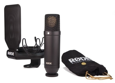 What is the Best Microphone for Recording Voice Over? | For VO Newbies & Pros | Scoop.it