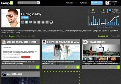 Boost Your Blog Traffic With Scoop.it - Blogs Daddy   Blogger Tricks, Blog Templates, Widgets   Scoop.it