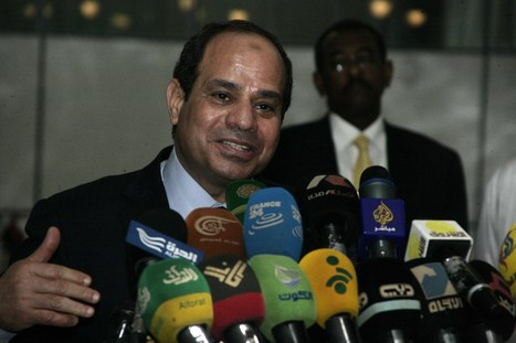 We are in a state of war, and we will win: Al-Sisi | Égypt-actus | Scoop.it