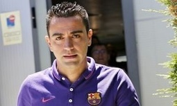 Barcelona's Xavi enthusiastic about leaving for 'thrilling project in Qatar' - The Guardian | AC Affairs | Scoop.it