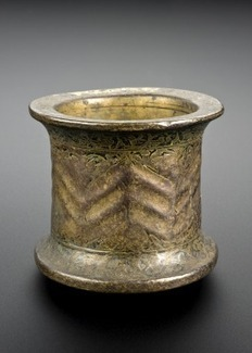 Bronze mortar, Middle East, 1501-1800 | bain de Marie: Women and the roots of botanical chemistry | Scoop.it