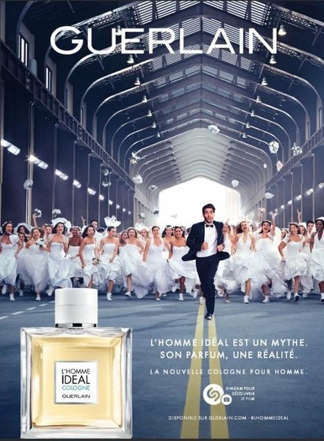 Guerlain première marque de luxe à utiliser la reconnaissance visuelle de Shazam   Marketing de l'industrie de la beauté   Scoop.it