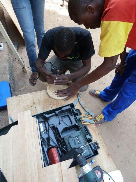 OuagaLab, la communauté d'innovateurs burkinabè | Jerry, Do It Together | Scoop.it