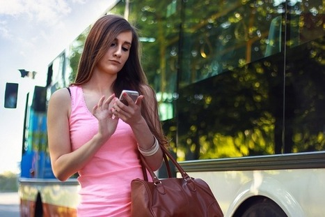 Les français n'oublieront pas leur smartphone en vacances | Be Marketing 3.0 | Scoop.it