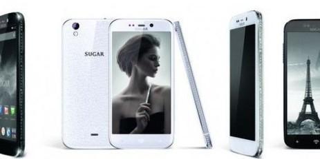 Sugar : Le smartphone avec des cristaux Swarovski - WebLife | Actualité économique du luxe | Scoop.it