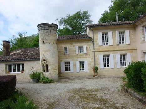 Achat vente Maison de caractère Pomerol Superbe propriété de caractère à POMEROL près de BORDEAUX | Maisons de caractère, chambres d'hôtes, propriétés de charme | Scoop.it