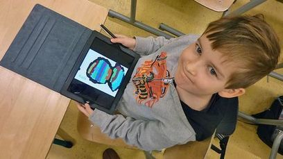 Tabletit lisäävät koululaisten rohkeutta - kouluasioista puhutaan enemmän vanhemmillekin | Tablet opetuksessa | Scoop.it