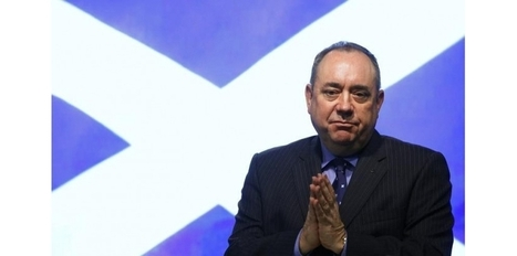Alex Salmond défend l'indépendance de l'Ecosse à Londres   Géopolitique, jeux de puissance   Scoop.it