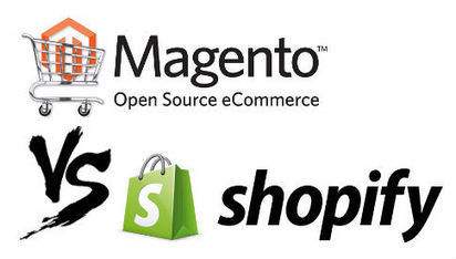 Why I hate Shopify and Love Magento CE | Php Development Company India | Scoop.it