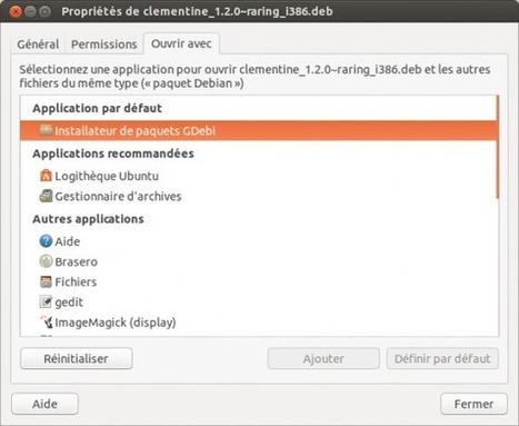 Finaliser l'installation d'Ubuntu 13.10 Saucy Salamander | Le Libriste | 1FORMANET - Informatique et communication | Scoop.it