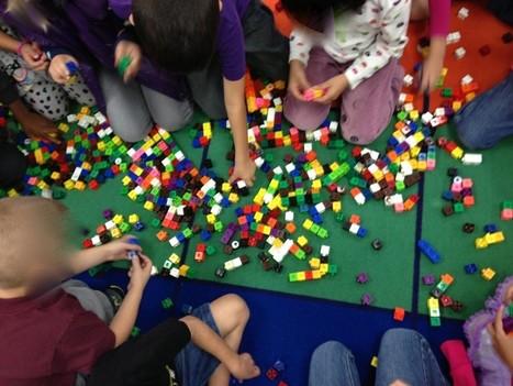 Pattern Robots   My Hullabaloo   Kindergarten   Scoop.it