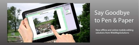 5 Powerful New Ways Mobile GIS can Help your Organization | Cartography and Technology | Scoop.it