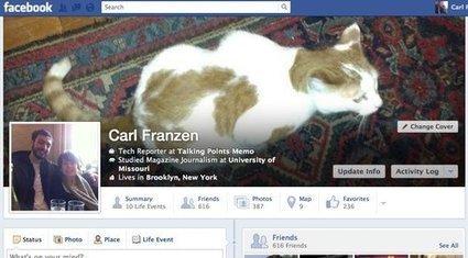 Bientôt une nouvelle Couverture de Timeline pour les Profils ? | Animer une communauté Facebook | Scoop.it