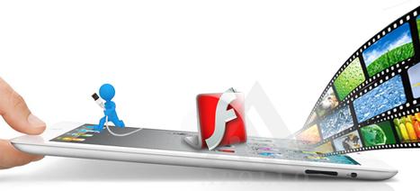 Dribbble - ThomasPadilla / Likes | Development of Flash Application | Scoop.it