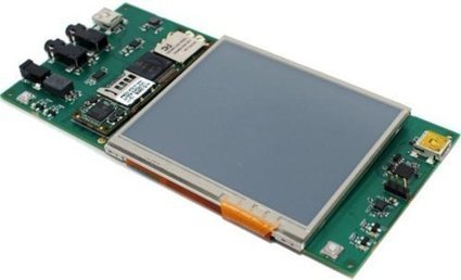 Gumstix Alto35 Customizable Touchscreen Board | Embedded Systems News | Scoop.it