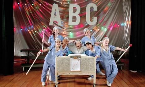 The ABCs of Disease, Cute All-Kids Musical Teaching Us About ... | KidArt | Scoop.it