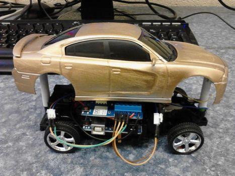 Autonomous Arduino Car | Open Source Hardware News | Scoop.it