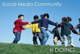 Community Is Something You DO | Inciteful Healthcare Marketing | Scoop.it