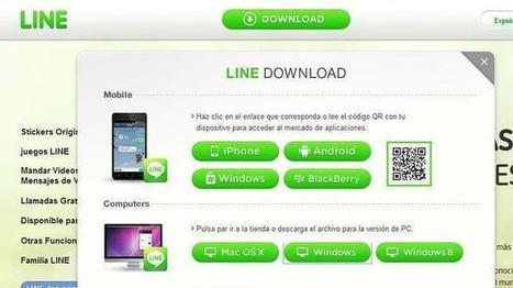 Cómo instalar Line en el ordenador | Medio Social | Scoop.it