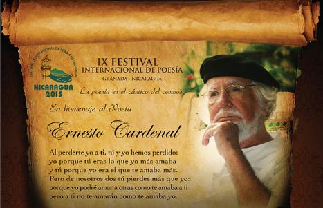 Nicaragua: anuncian el festival de poesía más grande del mundo   Spanish boom   Scoop.it