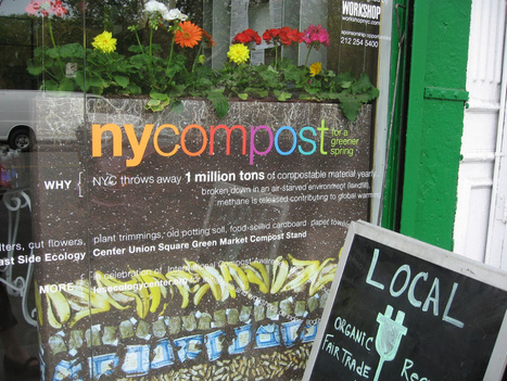 It's OK, New York! You'll figure out composting eventually | Unit 3 - Health, Wellness, & the Environment | Scoop.it