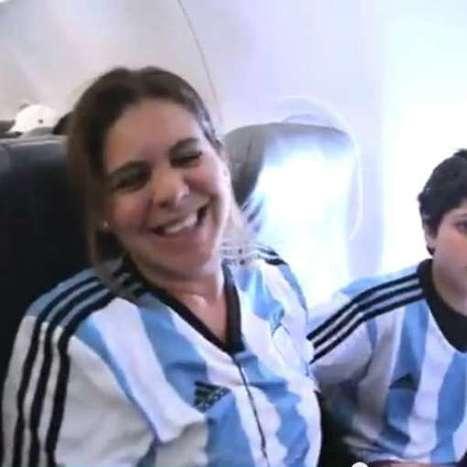 Avianca celebra el mundial regalando camisetas a pasajeros - Terra Chile | FLETAMENTO DE AVIONES Y VUELOS CHARTER | Scoop.it