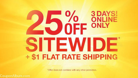 GNC Summer Savings: 25% off Sitewide! | Coupons & Deals | Scoop.it