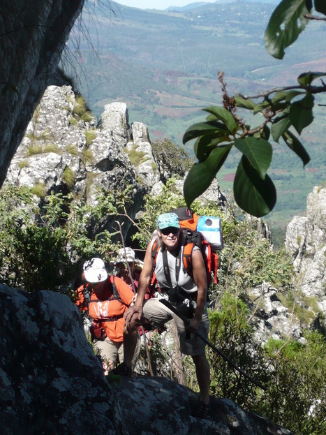 Backpack for 5 days hiking trails at Chimanimani mountains in south Africa | Australia, Europe, Africa | Scoop.it