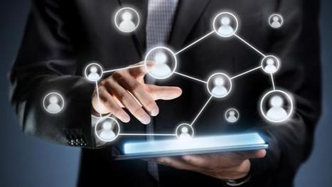 L'irrésistible montée des réseaux sociaux d'entreprise | Digital - Geek - Social média - Cloud ... | Scoop.it