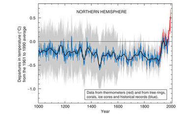Climate change slowdown is due to warming of de... | Aquatic Viruses | Scoop.it