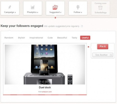 Pinerly: Analytics For Pinterest [First Look] | THE Tech Scoop | Everything Pinterest | Scoop.it
