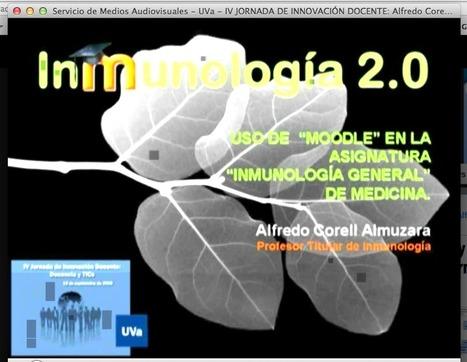 Inmunología 2.0: uso de moodle en la enseñanza en Biomedicina   Create, Innovate & Evaluate in Higher Education   Scoop.it