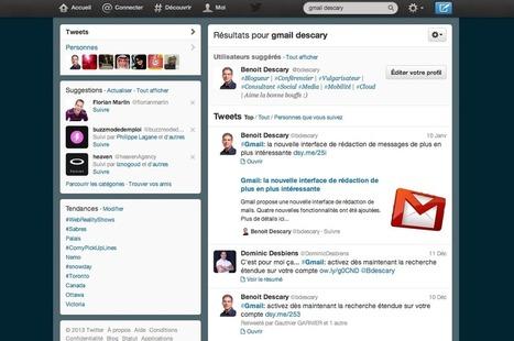 Twitter offre des résultats de recherche au-delà de 7 jours! Utilisez les opérateurs de recherche   François MAGNAN  Formateur Consultant   Scoop.it