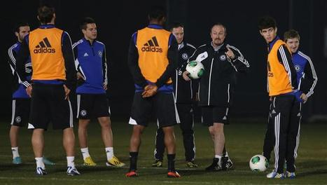 Benitez praises Chelsea's passion and commitment - Latest sport news - euronews | Sports Ethics: Tunnell, D. | Scoop.it