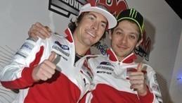 Rossi and Hayden in the spotlight at Wrooom 2012 | MotoGP World | Scoop.it