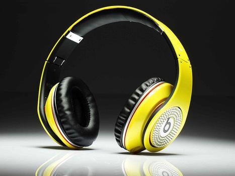 Eye-catching Monster Beats By Dr Dre Studio Headphone Yellow Diamond_hellobeatsdreseller.com | Yellow Diamond Beats_hellobeatsdreseller.com | Scoop.it