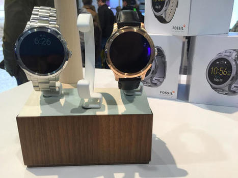 Top IoT and wearable tech trends for 2016: Smartwatches in transition as smartglasses rule - TechRepublic | Health IT | Scoop.it