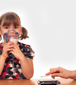 Asthma Hospitalization in Children Risk Increases With Secondhand Smoke | Child Health | Scoop.it
