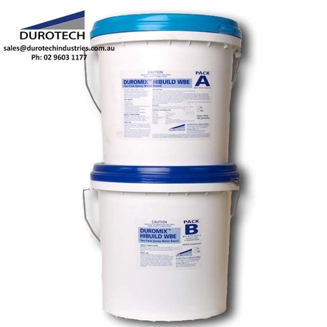 Durotech- Excellent Water Based Epoxy Primer Australia | Waterproofing | Coating System - Durotech Industries | Scoop.it
