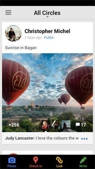 Google+ 4.0 for iOS adds Communities and more | From the Apple Orchard | Scoop.it